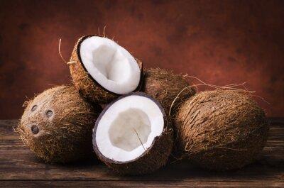 Sticker noce di cocco encore vie