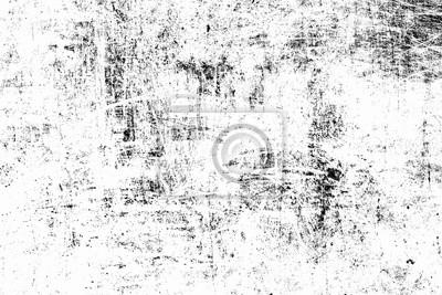 Sticker Noir, grunge, texture, fond Résumé, grunge, texture, détresse, mur, sombre Détresse étage noir vieux grain sale. Fond noir de détresse.