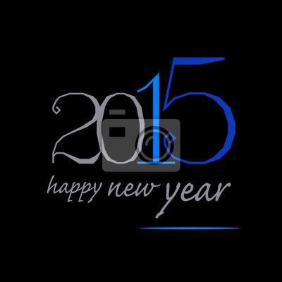 noir nouvelle année