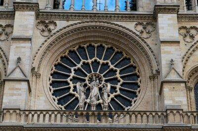 Sticker Notre-Dame