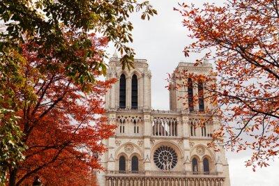 Sticker Notre-Dame, Paris