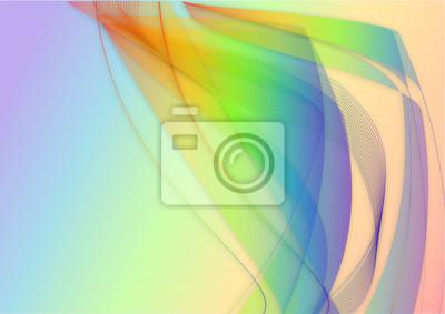 onda arcobaleno