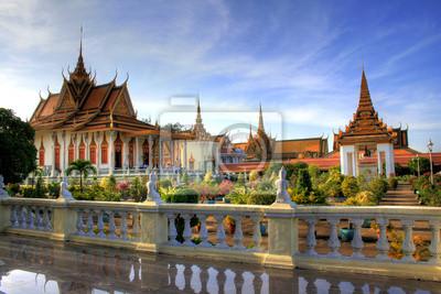 Pagode d'Argent - Phnom Penh - Cambodge