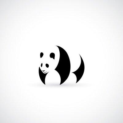 Sticker Panda icône