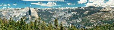 Sticker Parc National de Yosemite