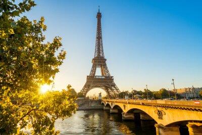 Sticker Paris Eiffeltorm Tour Eiffel Tour Eiffel