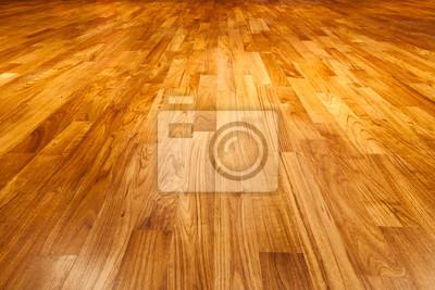 Sticker parquet fond la texture du bois
