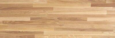 Sticker parquet wood texture, dark wooden floor background