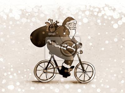 Père vélo