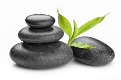Sticker pierres zen