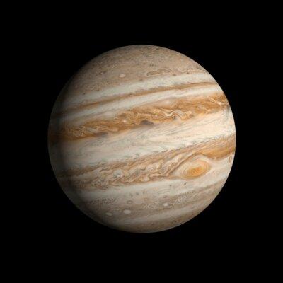 Sticker Planète Jupiter
