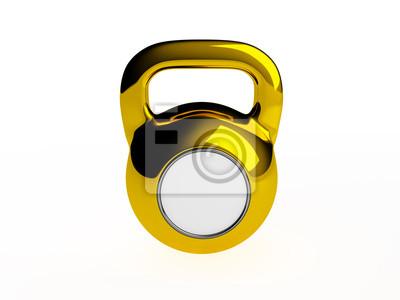 poids de l'or, 3d