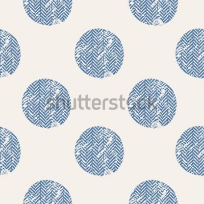 Sticker points / motif sans soudure de vecteur dessiné à la main / mode / oiseaux / peut être utilisé pour la conception de chemise pour enfant / bébé / conception de mode d'impression / mode graphique /