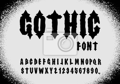 Police gothique police antique lettres gothiques alphabet sticker police gothique police antique lettres gothiques alphabet vintage laisser thecheapjerseys Image collections