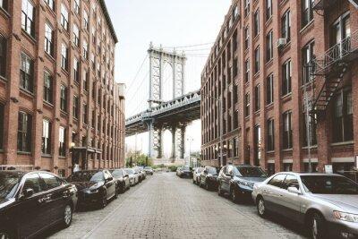 Pont de Manhattan de la rue de Washington, Brooklyn