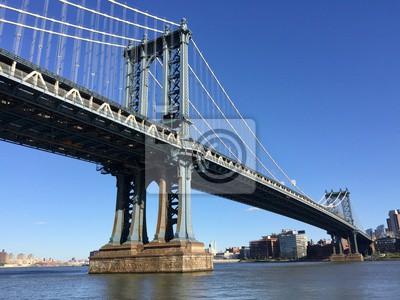 Pont de Manhattan sur East River