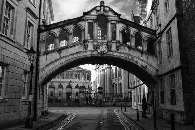 Sticker Pont des soupirs à Oxford.