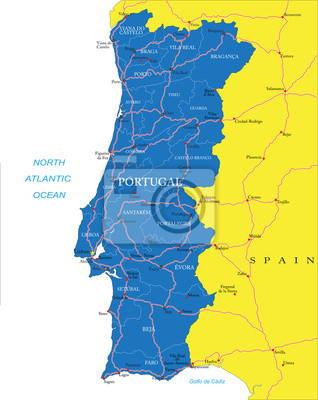 Portugal carte