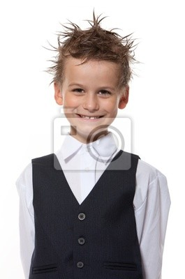 Punk garçon