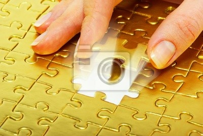 Puzzle d'or