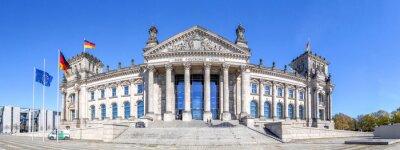 Sticker Reichstag Berlin