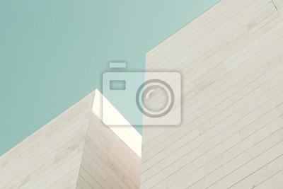 Sticker Résumé architecture. Détail, bâtiment, façade, fait, pierre, bloc