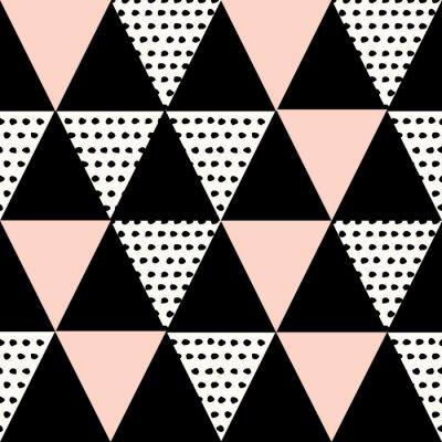 Sticker Résumé, géométrique, modèle