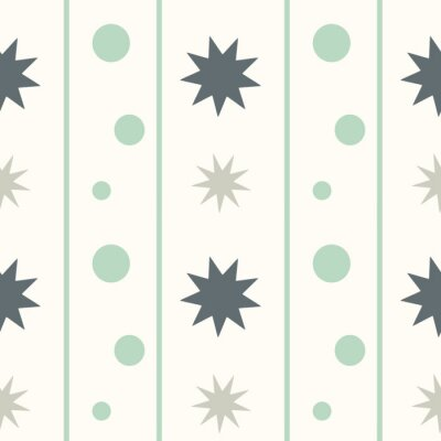 Sticker Résumé, géométrique, seamless, vecteur, modèle, fond, Illustration