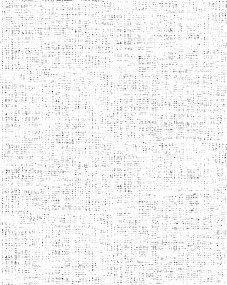 Sticker Rich, heavy fabric texture. Vector texture of weaving cloth. Grunge background. Abstract halftone vector illustration. Overlay for interesting effect and depth. Black isolated on white background.