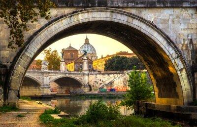 Sticker Rome, Italie.