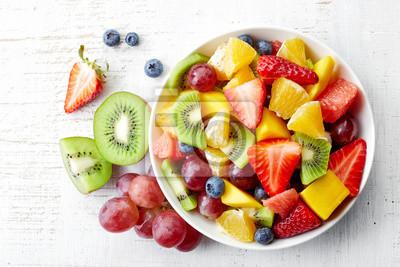 Sticker Salade de fruits frais