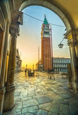 Sticker San Marco, Venise, Italie