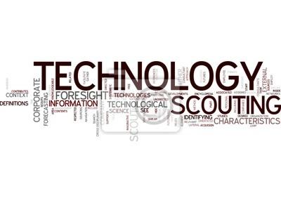 Scoutisme de la technologie