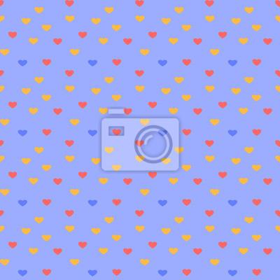 Sticker Seamless, entendre, modèle
