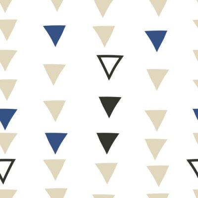 Sticker Seamless, géométrique, modèle