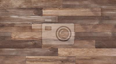 Sticker Seamless wood texture, hardwood floor texture