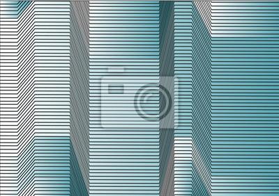 sfondo azzurro linea curva