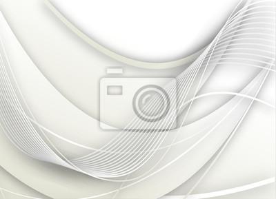sfondo onda bianca