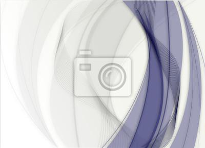 sfondo onda blu bianco