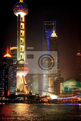 Shanghai Skyline - Chine