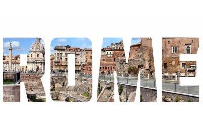 Sticker signe de Rome