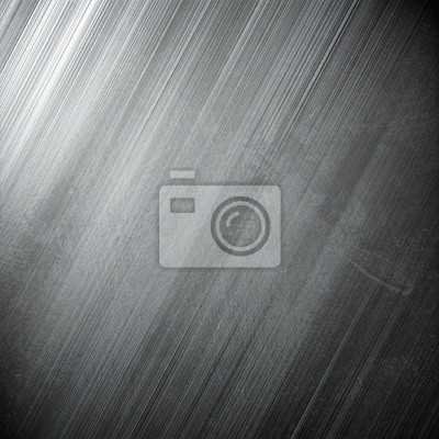 Silver metal texture