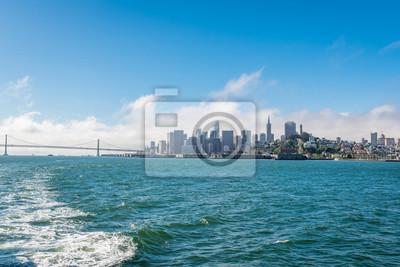 Skyline of San Francisco, Californie, États-Unis