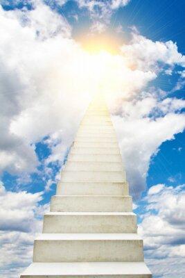 Sticker Stairway to heaven