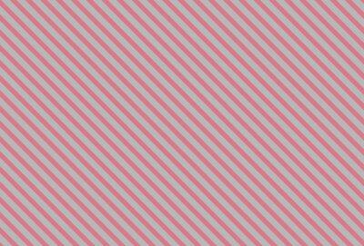 Sticker Streifenmuster rose grau
