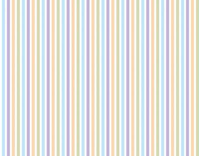 Sticker Stripe pastels motif de fond
