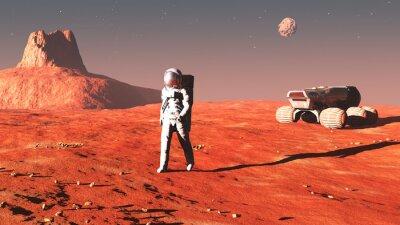 Sticker sur Mars