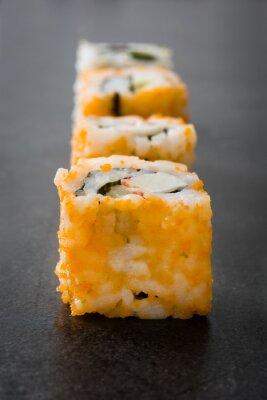 Sticker Sushi. nourriture japonaise