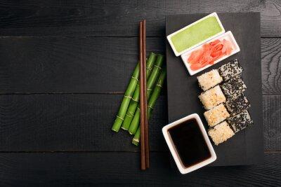 Sticker Sushi, rouleau, fish
