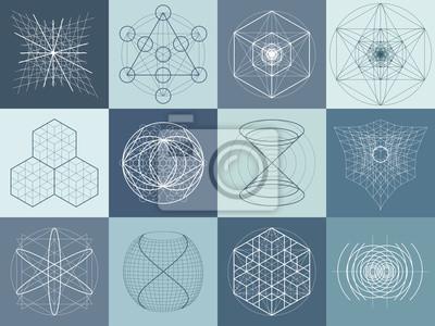 Symboles et éléments géométriques sacrés